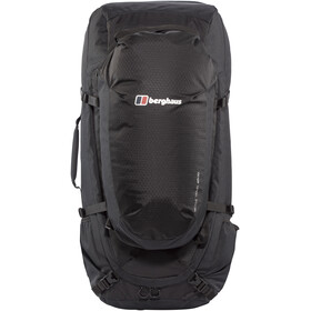 Berghaus Trailhead Trvavel 60+20 Backpack Black/Black